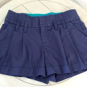 Blue Fossil Shorts Size 10